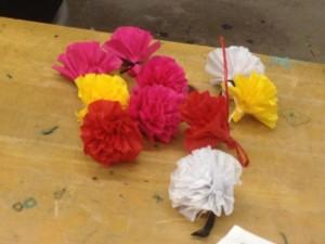 Tissue flowers 9_12