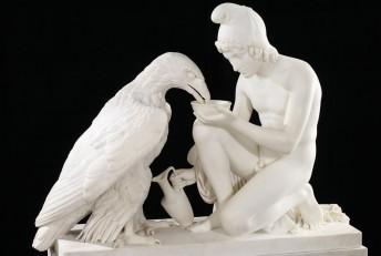 Ganymede and the Eagle, 66.9