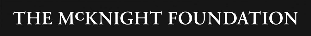 The McKnight Foundation logo