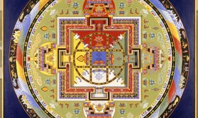 Yamantaka Mandala
