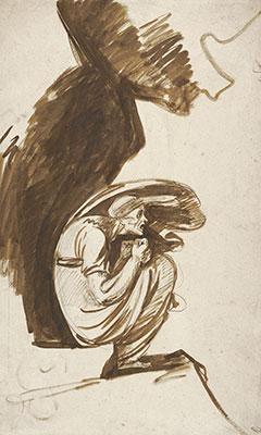Cien dibujos que condensan 500 aos de historia del arte