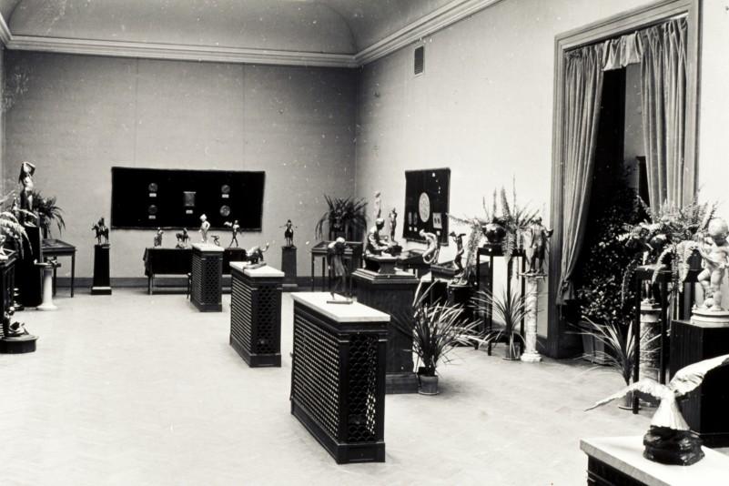 MIA 1; Early Museum History